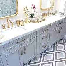 bathroom with gold fixtureshow to clean gold faucets maintaining