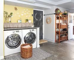 How To Decorate Your Laundry Room Garage Laundry Room Free Home Decor Techhungry Us