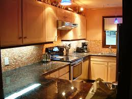 warm modern kitchen magnificent modern kitchen with decorative wall tiles u2014 the homy