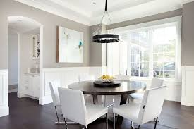 kitchen wainscoting ideas vancouver kitchen wainscoting ideas dining room contemporary with