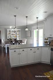 the ideas kitchen kitchen tour updated kitchens popcorn ceiling and ceiling