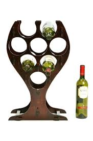 table top tabletop wine glass holder tabletop wine bottle and