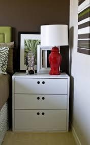Mismatched Bedroom Furniture by Imagine Design Makeover Monday Mismatched Bedroom Side Tables