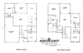 heritage collection at canyon grove floor plans north county new