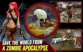 zombie hunter apocalypse android apps on google play