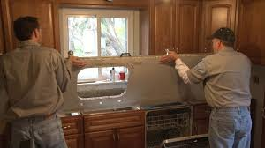 How To Install Base Cabinets With Shims How To Install Granite Countertops Pro Construction Guide
