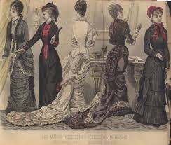 late victorian era clothing late victorian era fashion plate