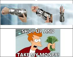 Shut Up And Take My Money Meme - shut up take my money meme by crazed99 memedroid