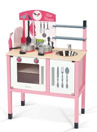 cuisine maxi janod maxi cuisine pink play kitchen building blocks