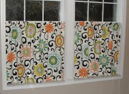 Waverly Window Valances by Curtains Waverly Kitchen Fabric Yellow And Grey Valance Rod Target