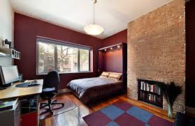 Murphy Style Desk Bedrooms Small Bedroom With White Modern Murphy Bed Idea Near