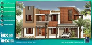 2300 Sq Ft House Plans Modern And Best House Plans In India Designed By Rit Designers