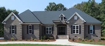 brick craftsman style homes house design plans brick craftsman style homes