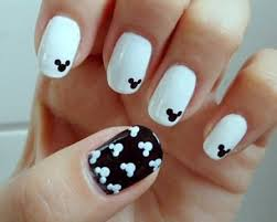 easy nail art designs at home 25 simple and easy nail art designs