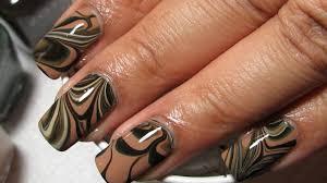 swirl nail art tutorialnailnailsart marble nail art kit best nail