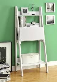 Diy Leaning Ladder Bathroom Shelf by Bookcase Narrow Ladder Shelf Canada Ana White Build A Leaning