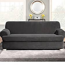 3 cushion sofa slipcovers slipcovers u0026 furniture covers sofa u0026 recliner slipcovers bed