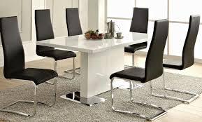 Black Dining Room Decorating Ideas 51 Stylish Dining Table Sets Stylish Dining Room Sets Modern