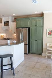 kitchens with different colored cabinets it u0027s a wannabe decorator u0027s life kitchen reveal finally