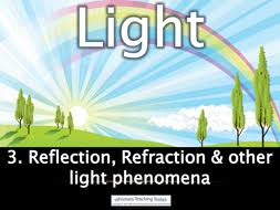 year 6 science light powerpoint lessons worksheets and