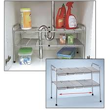 kitchen cabinet organization amazon com