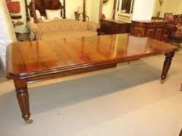 Mahogany Boardroom Table Superb Regency Mahogany Dining Table To Seat 10