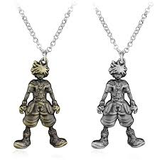 chain necklace cheap images Hot sale dongsheng anime game kingdom hearts necklace sora dolls jpg