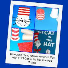 cat in the hat inspired crafts for kids wikki stix