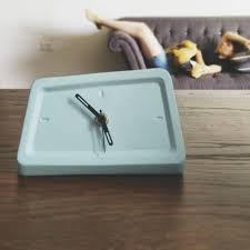 modern clock table clock desk clock ceramic clock unique