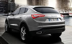 maserati levante blacked out we hear maserati levante crossover to be built in italy not michigan