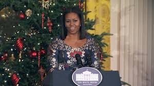 Military Welcome Home Decorations First Lady Michelle Obama Speaks White House Decorations C Span Org