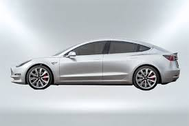 see how tesla u0027s model 3 has changed since its debut