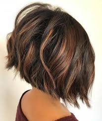 jagged layered bobs with curl 60 most beneficial haircuts for thick hair of any length short