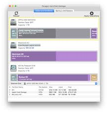 Map Network Drive Mac Paragon Hard Disk Manager Review Total Control Of Your Mac U0027s