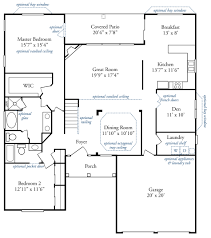 vaulted ceiling floor plans the palmetto john henry homes john henry homes