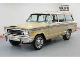 1970 jeep wagoneer for sale classic jeep wagoneer for sale on classiccars com