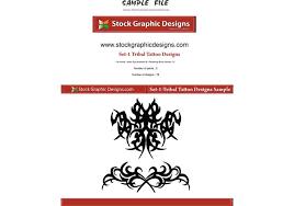 tribal tattoo designs download free vector art stock graphics