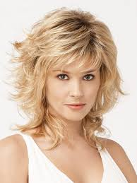 wigs medium length feathered hairstyles 2015 best 25 layered hairstyles with bangs ideas on pinterest mid