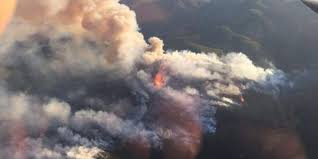 Fire Evacuations Libby Mt by Landusky Area Fire Suspected To Be Human Caused