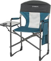 Lawn Chair With Table Attached Magellan Outdoors Director U0027s Chair Academy
