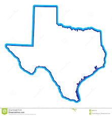 Map Of The State Of Texas Drawing Of State Of Texas Royalty Free Stock Photos Image 3839178