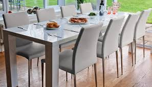 extendable kitchen table and chairs modern extension dining table seats 12 www vszc info