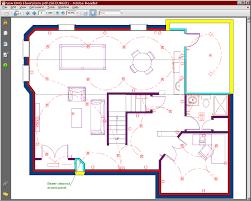 basement room layout