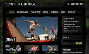23 of the best grunge style wordpress themes designm ag