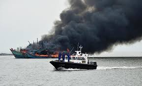 jokowi govt destroys 317 boats fishing illegally se asia news