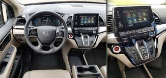 Honda Odyssey Interior First Spin 2018 Honda Odyssey The Daily Drive Consumer Guide