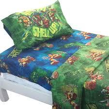 Teenage Mutant Ninja Turtles Twin Bed Set by Amazon Com Teenage Mutant Ninja Turtles Shell Up 3pc Twin Bed