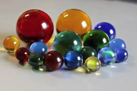 glass sphere colour glass balls colour glass balls and small