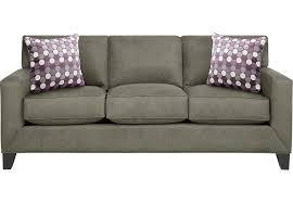 Rooms To Go Sofa Beds Sullivan Granite Sleeper Sofa Sleeper Sofas Gray