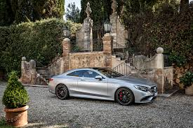 mercedes s coupe 2015 design of the year mercedes s class coupe automobile